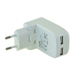 JUPIO JPUUDC0020 DOUBLE USB CHARGER