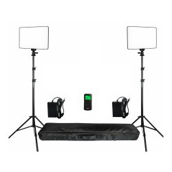 VILTROX LED RGB 20T KIT DOPPIO