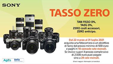 Tasso Zero Sony